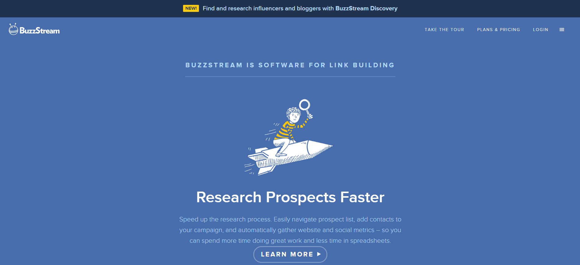 BuzzStream Link Building